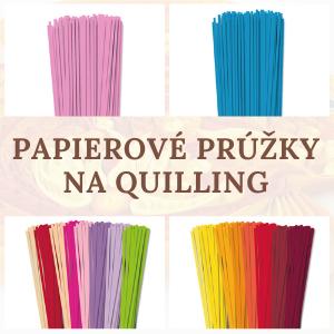 Quilling.Shop - Papierové prúžky na Quilling, internetový obchod pomôcok a vzoriek