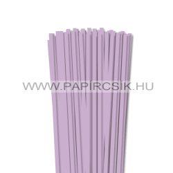 6mm fialová papierové prúžky na quilling (90 ks, 49 cm)