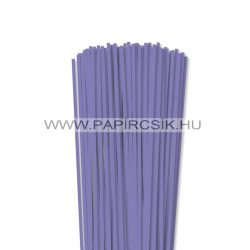 4mm modrofialová papierové prúžky na quilling (110 ks, 49 cm)
