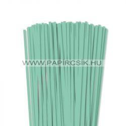 6mm mätová papierové prúžky na quilling (90 ks, 49 cm)