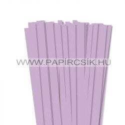 10mm fialová papierové prúžky na quilling (50 ks, 49 cm)