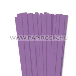 10mm orgovánová papierové prúžky na quilling (50 ks, 49 cm)