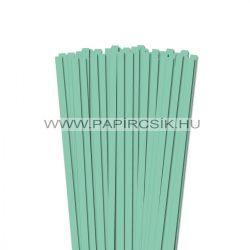 10mm telová / marhuľová papierové prúžky na quilling (50 ks, 49 cm)