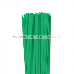 Smaragd, 3mm-es quilling papírcsík (120db, 49cm)