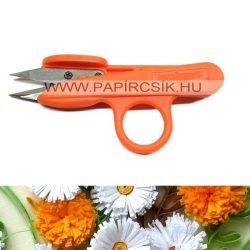 Nožnice na strihanie strapcových okrajov na quilling (vytváranie strapcov)